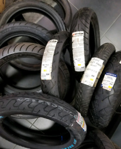 Brand New Motorcycle Tires $50+