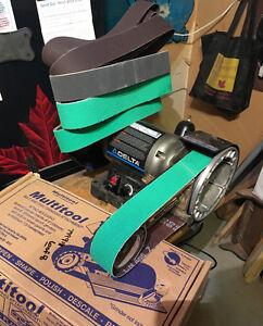 2x36 Multitool belt grinder