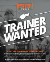 Personal Trainer/Class Trainer