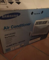 Amazing deal, moving sale!! Samsung 12,000BTU Air Conditioner
