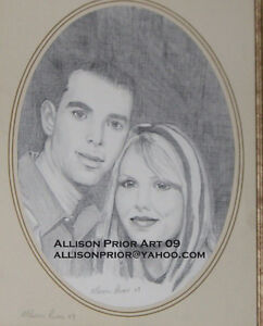 Turn your photo into a beautiful drawing starting at $50.00 St. John's Newfoundland image 1