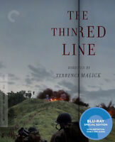 Thin Red Line Criterion Blu-ray New