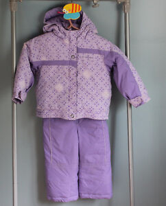 Columbia Snow Suit - Girls Size 3