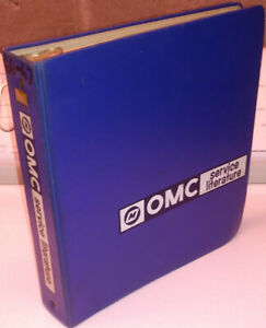 1966-67 OMC Service Manual Outboard 1st ed.