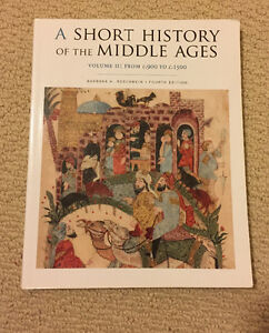 A Short History of the Middle Ages . 4th Ed