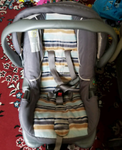 Baby stroller travelling system and car seat