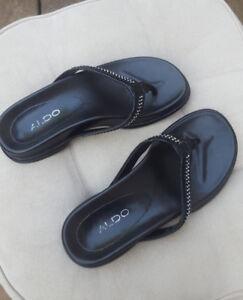 Aldo sandal with attitude