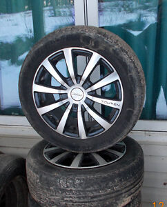 Tires and Alloy Rims
