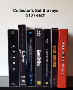 Blu-ray Collection - Box Sets, 3D titles, Digibooks, etc.
