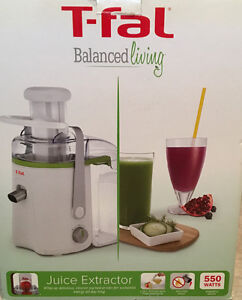 T-Fal Balanced Living juicer