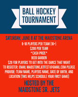 Jet Fest Ball Hockey Tournament