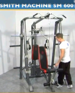 Impex sm-6100 Home Gym $380