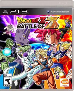 Dragon ball Z ''Battle of Z'' (PS3)
