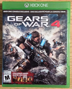 Looking to trade Gears of War 4 for Battlefield 1