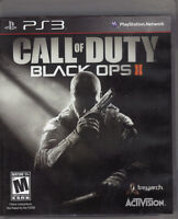 CALL OF DUTY BLACK OPS 2  (PLAYSTATION 3)