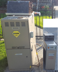 ''YORK'' FURNACE FOR SALE