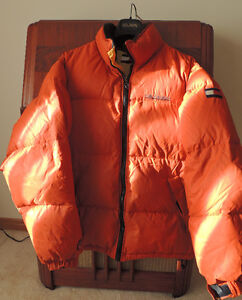 Hilfiger, Down filled, Winter, puffy jacket London Ontario image 1