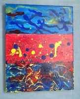 8 x10 ART SCENES, ABSTRACTS, STILLS. Local artist.   See all pic