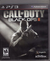 PLAYSTATION 3 GAME  BLACK OPS 2