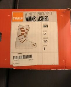 99% New Thirty-Two Women's Lashed Boot US5.5