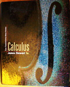 Stewart - Calculus - Early Transcedentals Single Variable Cambridge Kitchener Area image 1