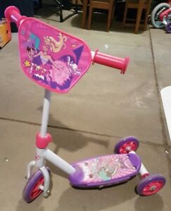 Barbie scooter (suitable for young children)