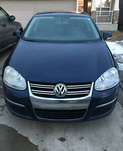 Low Kilometre 2006 Volkswagen Jetta 2.5L Sedan