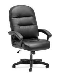 Executive Office Chair (New Genuine Leather)