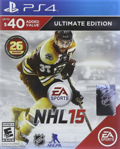 NHL 15 (Ultimate Edition) - PlayStation 4  ps4
