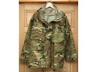 Brtish Army MVP Goretex Jacket – MTP – Size 170/104