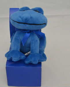 Blue Frog Cheer-up doll