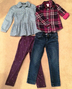 Girls Clothes - Size 4T