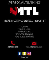 Looking for a dedicated trainer? Call or text