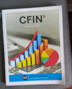CFIN5: Corporate Finance, by Besley and Brigham