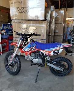 APOLLO Dirtbike RFZ on sale $999 //CALL 647 787 5249
