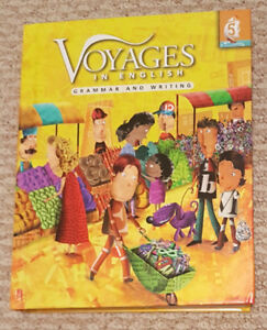 Voyages in English - Grammar and Writing 5