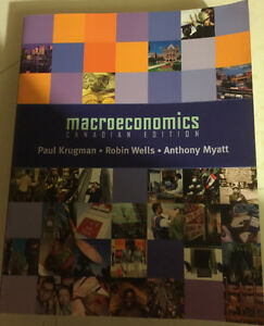 Macroeconomics Canadian Edition and STUDY GUIDEMacroeconomics