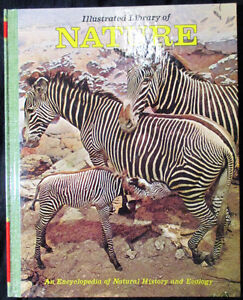 Illustrated Library of Nature 12 Volume Set Hardcover – 1971 Stratford Kitchener Area image 2