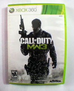 Call of Duty MW3 XBOX 360