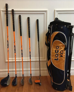 Dunlop Loco Kids Golf Clubs