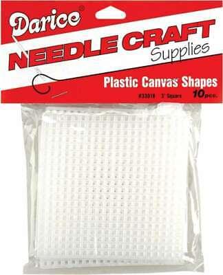 Plastic Canvas Shapes 7 Count 3