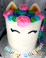 Unicorn cakes and more!!!!!