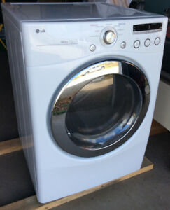 LG Front Load Electric Dryer (Never Used)