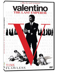 Valentino-The Last Emperor-dvd/documentary + bonus dvd
