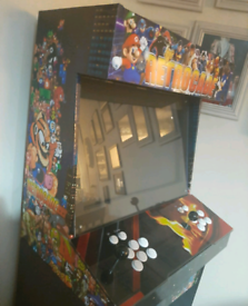 Arcade Machine full size 2 player