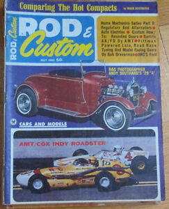 Rod and Customs : Revues / Magazines