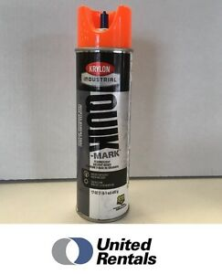 *** KRYLON ORANGE MARKING PAINT ON SALE $ 55 PER CASE  ***