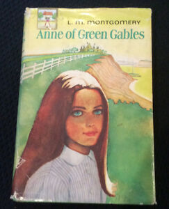 1935 Edition of Anne of Green Gables by L.M. Montgomery