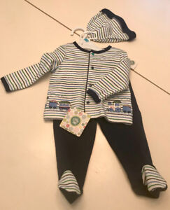 NWT Little Me 6 month Outfit