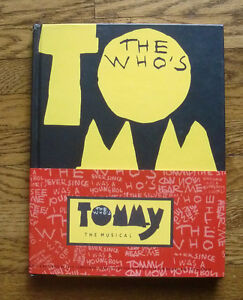 Tommy - The Musical book - The Who